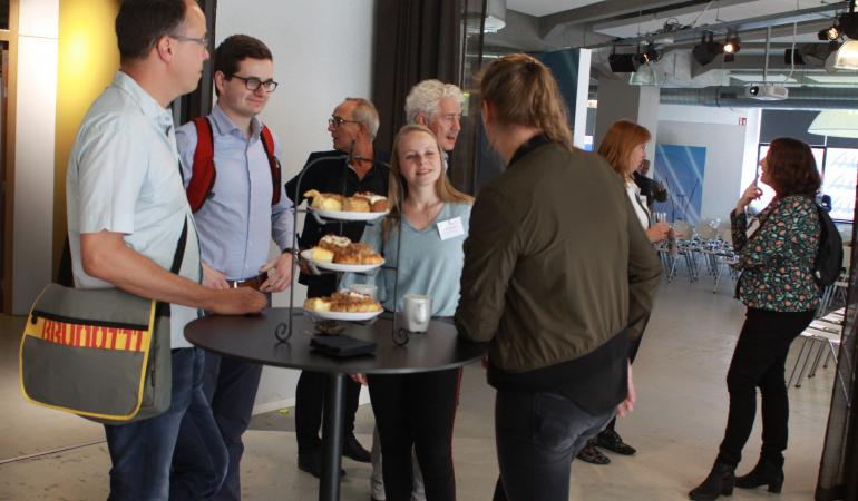Lunch Atllas Werkconferentie 2019